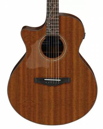 Ibanez AE295LLGS AE Series 6-String LH Acoustic Electric Guitar-Natural Low Gloss ae-295-l-lgs Product Image 2