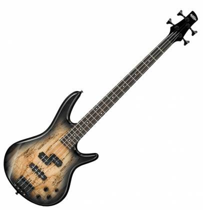 Ibanez GSR200SMNGT Soundgear Series GIO 4-String RH Electric Bass-Natural Gray Burst gsr-200-sm-ngt Product Image