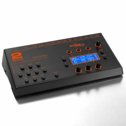 2 Box 11017 DrumIt 5 Mk2 Drum Module with 32GB of Exhangeable Memory Card and 6+2 Line Outs Product Image