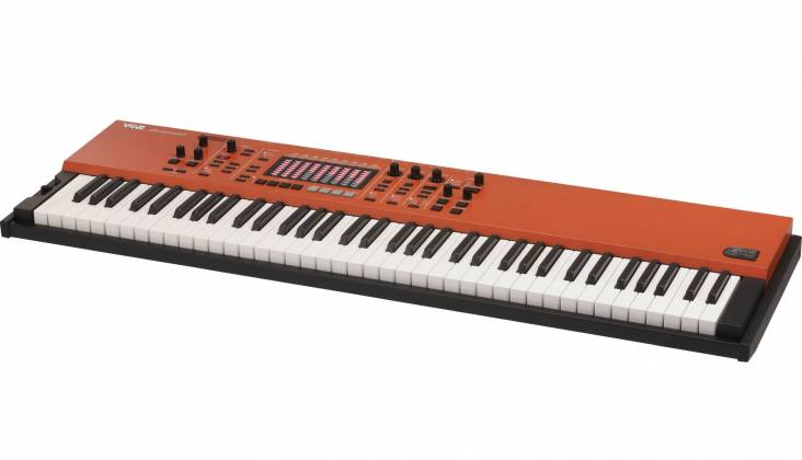 Vox CONTINENTAL61 61-key Performance Keyboard with pedal CONTINENTAL-61 Product Image 4