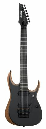 Ibanez RGDR4327-NTF Prestige Reverse Headstock 7-String RH Electric Guitar with Case-Natural Flat RGDR-4327-NTF Product Image 4