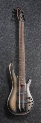Ibanez SR1346B-DWF Soundgear SR Premium 6-String RH Electric Bass with Gigbag-Dual Shadow Burst Flat SR-1346-B-DWF Product Image 3