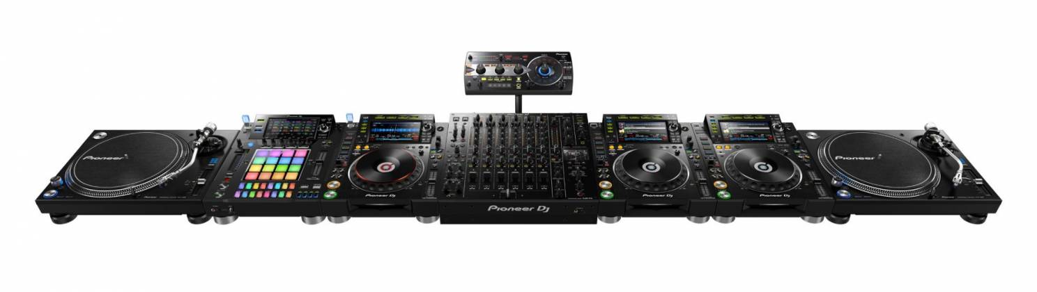 Pioneer Dj Djm V10 6 Channel Professional Dj Mixer Djm V 10 Canada S Favourite Music Store Acclaim Sound And Lighting