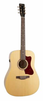 Norman 048564 B20 Encore Series 6-String RH Acoustic Electric Guitar-Natural Product Image 20