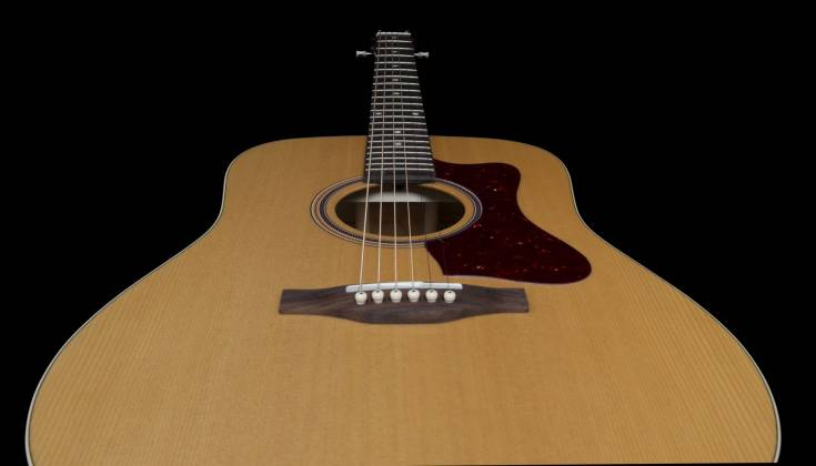 Norman 048564 B20 Encore Series 6-String RH Acoustic Electric Guitar-Natural Product Image 7