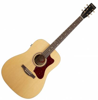 Norman 048564 B20 Encore Series 6-String RH Acoustic Electric Guitar-Natural Product Image