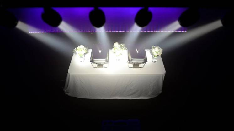 Chauvet DJ PINSPOT-BAR Compact LED Spotlight pinspot-bar Product Image 7
