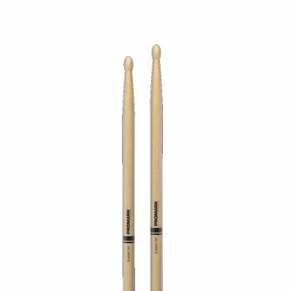 Promark TX747W-YELLOW Wood Tip Rock 747 Drum Sticks