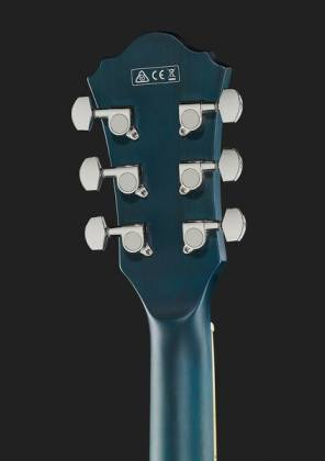 Ibanez AS53-TBF Artcore 6-String RH Hollowbody Electric Guitar-Transparent Blue Flat AS-53-TBF Product Image 9