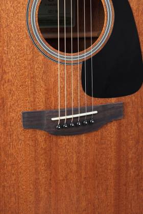 Takamine GD11MCE-NS G Series Dreadnought 6-String RH Acoustic Electric Guitar-Natural Satin Product Image 6