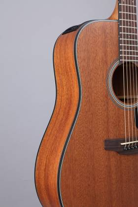 Takamine GD11MCE-NS G Series Dreadnought 6-String RH Acoustic Electric Guitar-Natural Satin Product Image 5