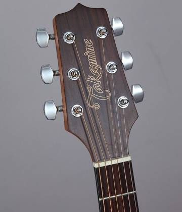Takamine GD11MCE-NS G Series Dreadnought 6-String RH Acoustic Electric Guitar-Natural Satin Product Image 3