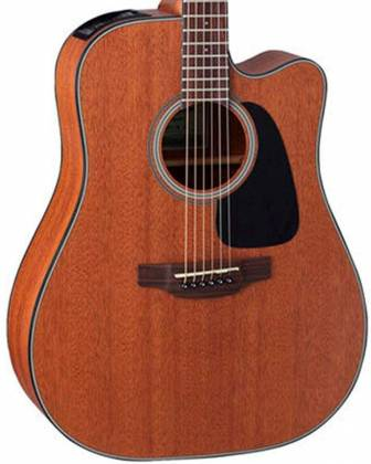 Takamine GD11MCE-NS G Series Dreadnought 6-String RH Acoustic Electric Guitar-Natural Satin Product Image 2