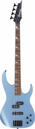 Ibanez RGB300-SDM RG-Shaped 4-String RH Electric Bass-Soda Blue Matte RGB-300-SDM Product Image 3