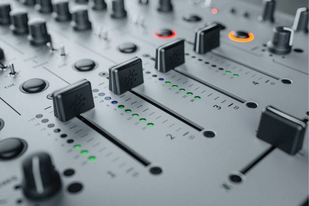 Allen & Heath XONE:96 6 Into 2 Club & DJ Analogue DJ Mixer with Audio Interface x-one-96 Product Image 20
