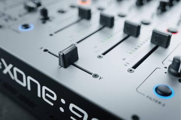 Allen & Heath XONE:96 6 Into 2 Club & DJ Analogue DJ Mixer with Audio Interface x-one-96 Product Image 19