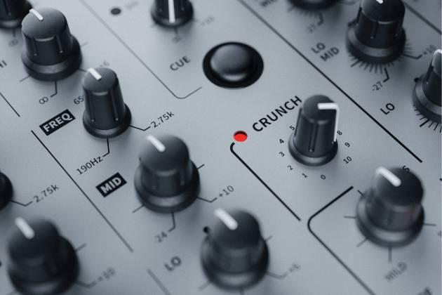 Allen & Heath XONE:96 6 Into 2 Club & DJ Analogue DJ Mixer with Audio Interface x-one-96 Product Image 18