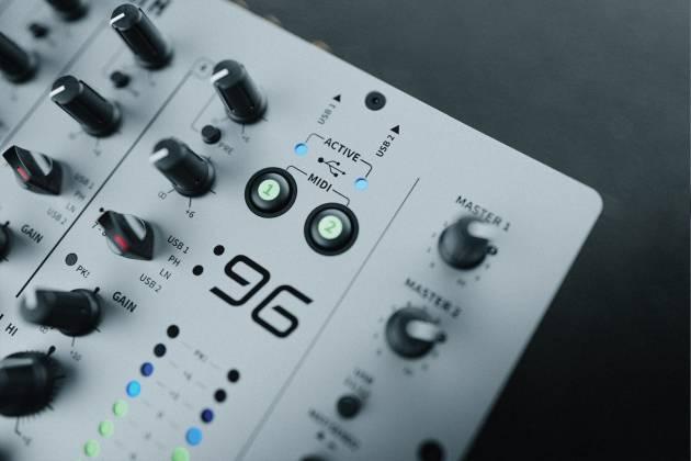 Allen & Heath XONE:96 6 Into 2 Club & DJ Analogue DJ Mixer with Audio Interface x-one-96 Product Image 15