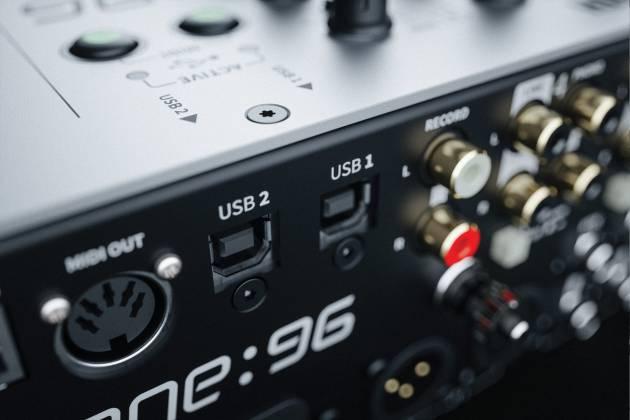 Allen & Heath XONE:96 6 Into 2 Club & DJ Analogue DJ Mixer with Audio Interface x-one-96 Product Image 12