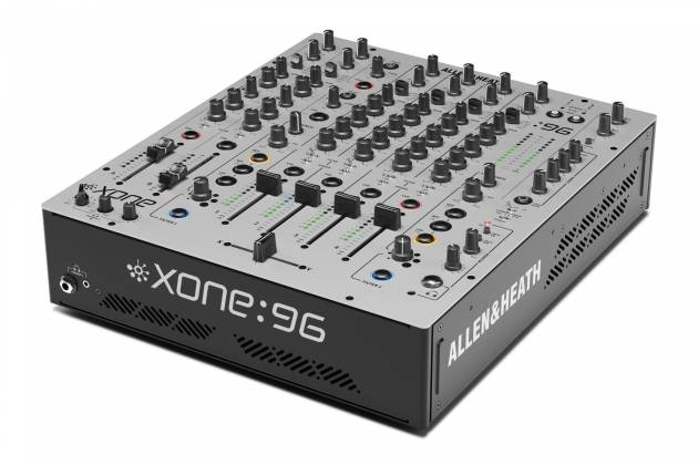 Allen & Heath XONE:96 6 Into 2 Club & DJ Analogue DJ Mixer with Audio Interface x-one-96 Product Image 9