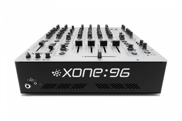 Allen & Heath XONE:96 6 Into 2 Club & DJ Analogue DJ Mixer with Audio Interface x-one-96 Product Image 5