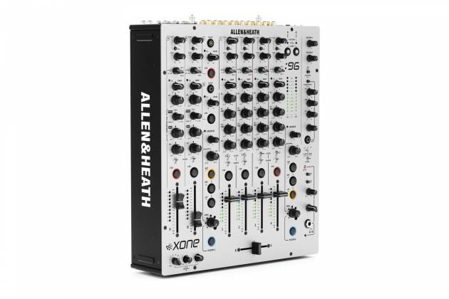 Allen & Heath XONE:96 6 Into 2 Club & DJ Analogue DJ Mixer with Audio Interface x-one-96 Product Image 2