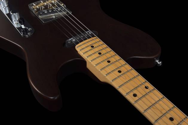 Godin 049325 Stadium HT 6-String RH Electric Guitar with Gigbag-Havana Brown MN Product Image 13