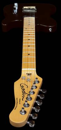 Godin 049325 Stadium HT 6-String RH Electric Guitar with Gigbag-Havana Brown MN Product Image 8
