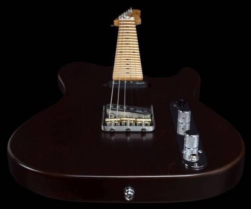 Godin 049325 Stadium HT 6-String RH Electric Guitar with Gigbag-Havana Brown MN Product Image 7
