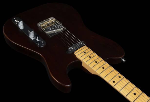 Godin 049325 Stadium HT 6-String RH Electric Guitar with Gigbag-Havana Brown MN Product Image 16