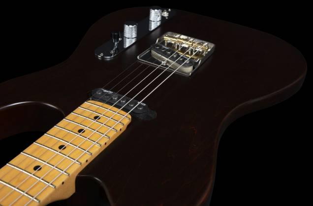 Godin 049325 Stadium HT 6-String RH Electric Guitar with Gigbag-Havana Brown MN Product Image 14