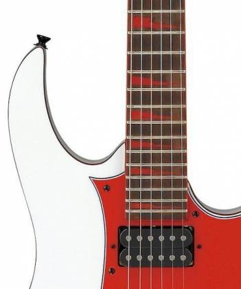 Ibanez GRG131DXWH Gio Series 6-String RH Electric Guitar-White grg-131-dx-wh Product Image 5