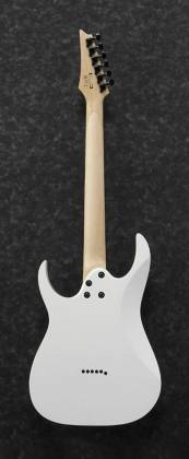 Ibanez GRG131DXWH Gio Series 6-String RH Electric Guitar-White grg-131-dx-wh Product Image 3