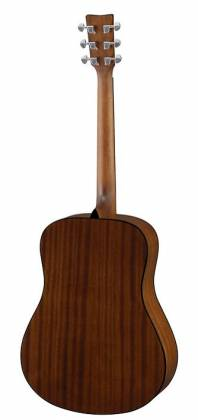Yamaha F325D Dreadnought 6-String RH Acoustic Guitar-Natural f-325-d Product Image 3