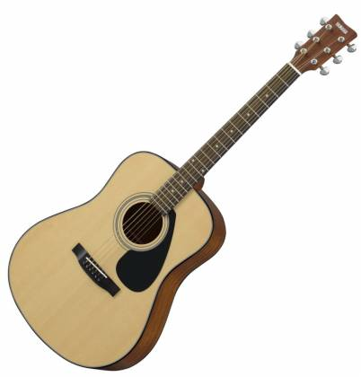Yamaha F325D Dreadnought 6-String RH Acoustic Guitar-Natural f-325-d Product Image