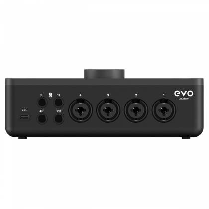 Audient Evo8 4in/4out USB Audio Interface evo-8 Product Image 2