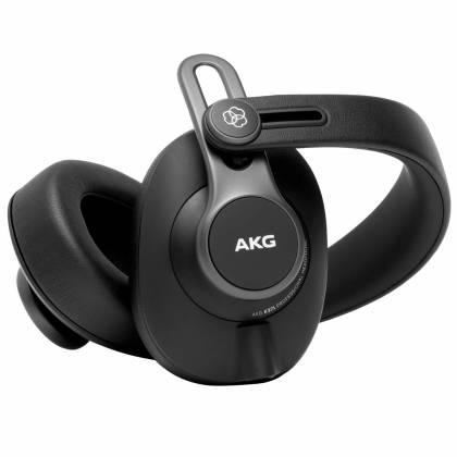 AKG K371 Over-Ear Oval Closed-Back Studio Headphones k-371 Product Image 5