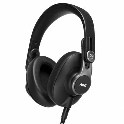 AKG K371 Over-Ear Oval Closed-Back Studio Headphones k-371 Product Image