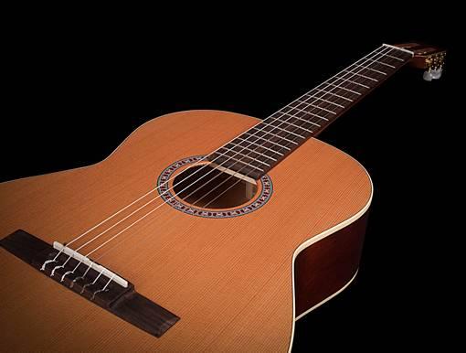 Godin 049721 Etude w/QIT Pickup Classical Nylon 6 String RH Guitar Product Image 6