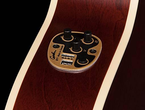Godin 049721 Etude w/QIT Pickup Classical Nylon 6 String RH Guitar Product Image 5