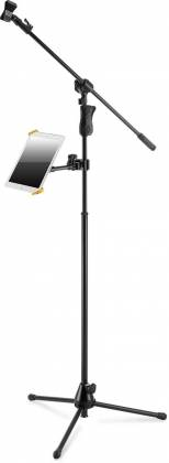 Hercules DG300B Tablet Holder for Microphone Stand dg-300-b Product Image 8