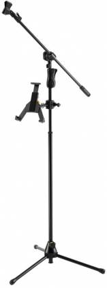 Hercules DG300B Tablet Holder for Microphone Stand dg-300-b Product Image 6