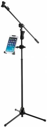 Hercules DG300B Tablet Holder for Microphone Stand dg-300-b Product Image 4