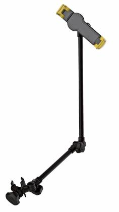 Hercules DG320B Tablet Holder for Keyboard Stand dg-320-b Product Image 7
