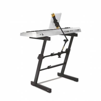 Hercules DG320B Tablet Holder for Keyboard Stand dg-320-b Product Image 4