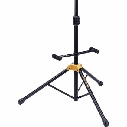 Hercules GS422B+ Universal Auto Grip Duo Guitar Stand with Foldable Backrest gs-422-b-plus Product Image 6