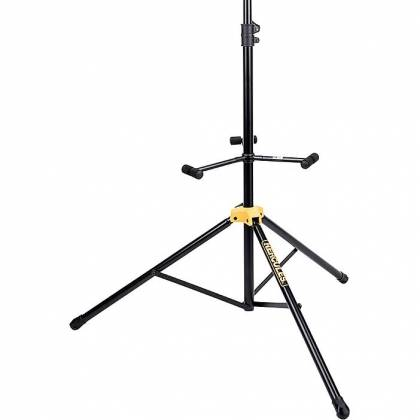 Hercules GS526B+ Auto Grip Display Stand for up to 6 Guitars gs-526-b-plus Product Image 4