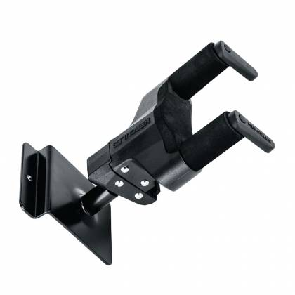 Hercules GSP39SB+ Auto Grip Guitar Hanger-Slat Wall Mount, Short Arm gsp-39-sb-plus Product Image