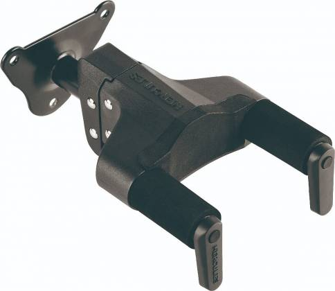 Hercules GSP39WB+ Auto Grip Guitar Hanger-Wall Mount gsp-39-wb-plus Product Image