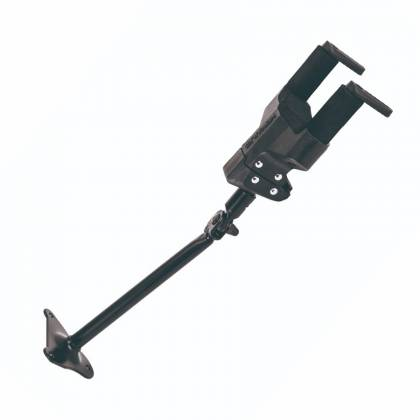 Hercules GSP40WB+ Auto Grip Guitar Hanger-Wall Mount, Long Arm gsp-40-wb+ Product Image